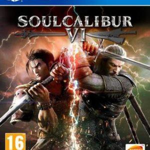 Soul Calibur VI (6)-Sony Playstation 4