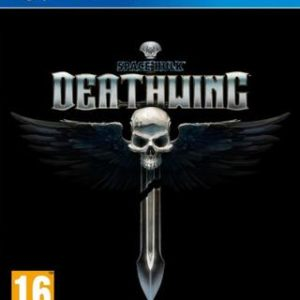 Space Hulk: Deathwing Enhanced Edition-Sony Playstation 4