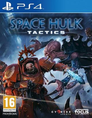 Space Hulk: Tactics-Sony Playstation 4