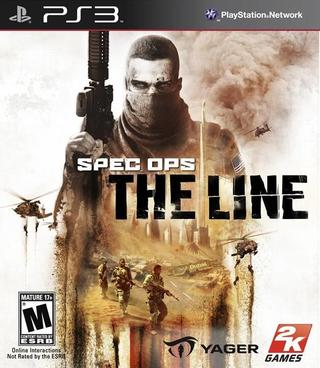 Spec Ops: The Line-Sony Playstation 3