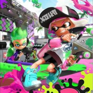 Splatoon 2-Nintendo Switch
