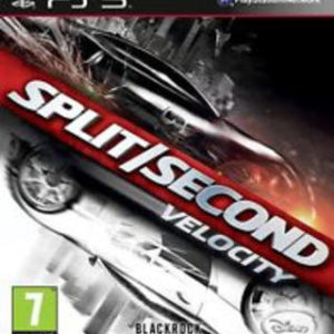 Split Second-Sony Playstation 3