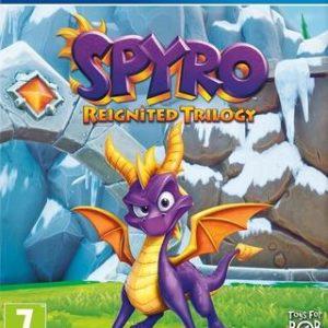 Spyro Reignited Trilogy-Sony Playstation 4