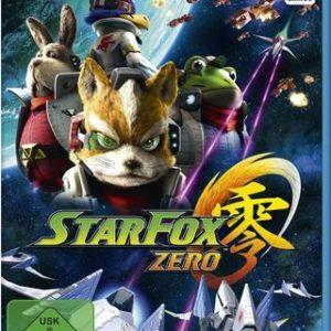 Star Fox Zero-Nintendo Wii U