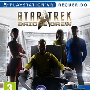 Star Trek: Bridge Crew-Sony Playstation 4