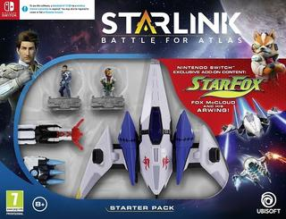 Starlink Starter Pack-Nintendo Switch