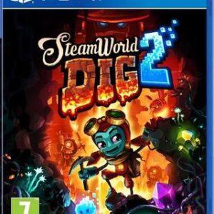 Steamworld Dig 2-Sony Playstation 4