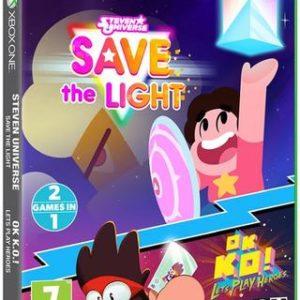 Steven Universe: Salva la Luz OK K.O. Quiero Ser Un Héroe-Microsoft Xbox One