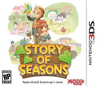 Story of Seasons-Nintendo 3DS
