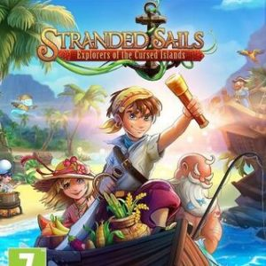 Stranded Sails: Explorers of the Cursed Islands-Sony Playstation 4
