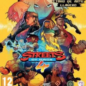 Streets of Rage 4-Microsoft Xbox One