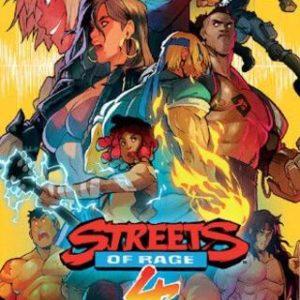 Streets of Rage 4-Nintendo Switch