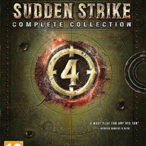 Sudden Strike 4 Complete Collection-PC