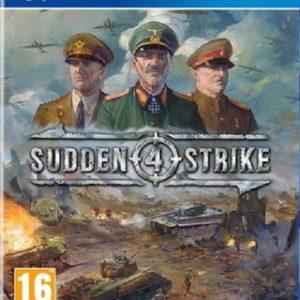 Sudden Strike 4-Sony Playstation 4