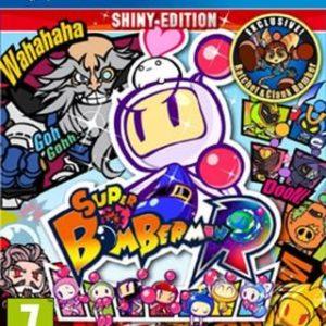 Super Bomberman R-Sony Playstation 4