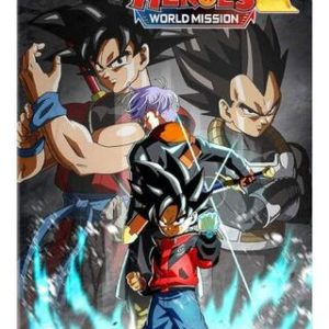 Super Dragon Ball Heroes World Mission- Hero Edition-Nintendo Switch