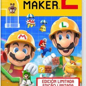 Super Mario Maker 2 Edición Limitada-Nintendo Switch