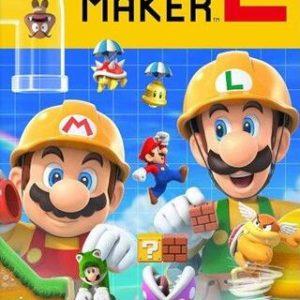 Super Mario Maker 2-Nintendo Switch