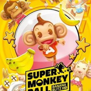 Super Monkey Ball Banana Blitz HD-Nintendo Switch