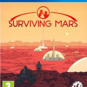Surviving Mars-Sony Playstation 4