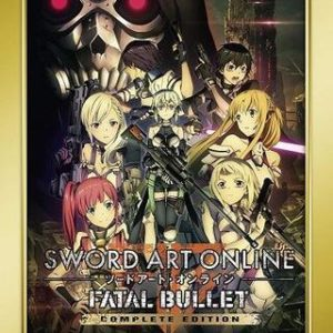 Sword Art Online: Fatal Bullet Complete Edition-Nintendo Switch