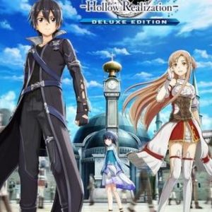 Sword Art Online: Hollow Realization Deluxe Edition-Nintendo Switch