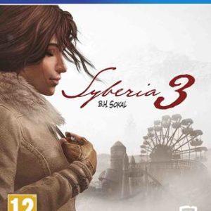 Syberia 3-Sony Playstation 4