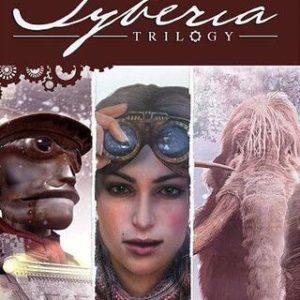 Syberia Trilogy-Nintendo Switch