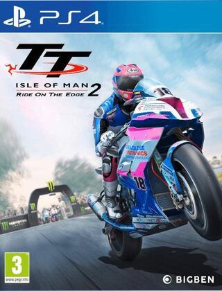 TT Isle of Man 2-Sony Playstation 4