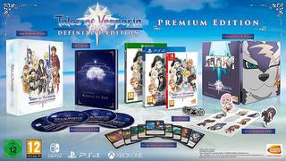 Tales Of Vesperia Definitive Edition Premium Edition-Sony Playstation 4