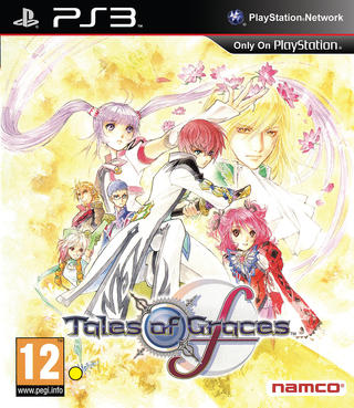 Tales of Graces f-Sony Playstation 3