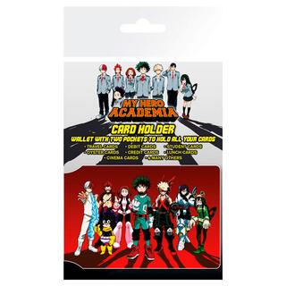 Tarjetero Heroes My Hero Academia-