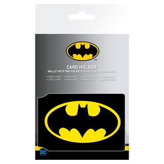 Tarjetero Logo Batman Dc Comics-
