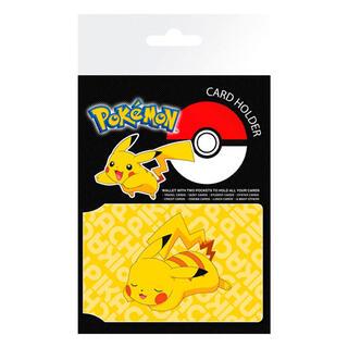 Tarjetero Resting Pikachu Pokemon-