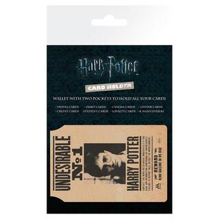Tarjetero Undesirable No 1 Harry Potter-