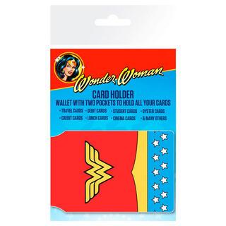 Tarjetero Wonder Woman Costume Dc Comics-
