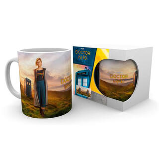 Taza 13th Doctor Doctor Who-