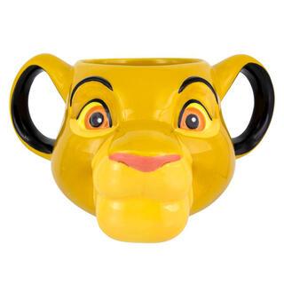 Taza 3d Disney el Rey León Simba-