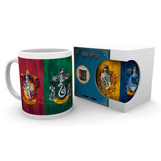 Taza All Crests Harry Potter-