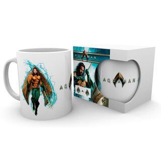 Taza Aquaman Dc Comics-
