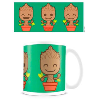Taza Baby Groot Guardianes de la Galaxia Marvel-