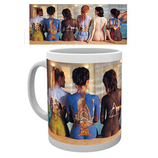 Taza Back Catalogue Pink Floyd-