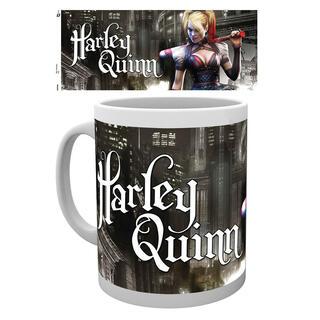 Taza Batman Arkham Knight Harley Quinn-