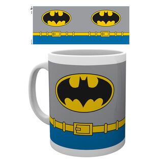 Taza Batman Costume Dc-