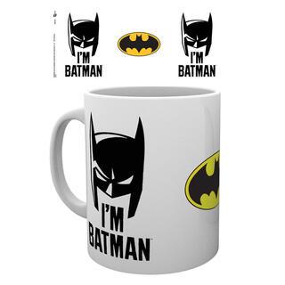 Taza Batman I'm Batman Cowl Dc-