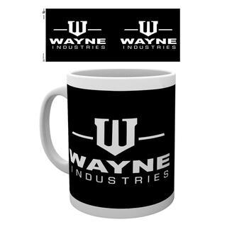 Taza Batman Wayne Dc-