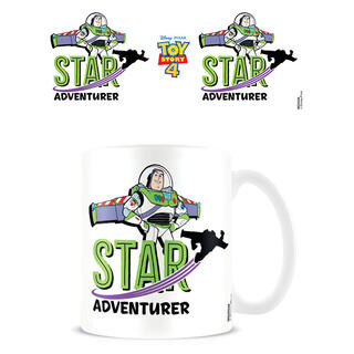 Taza Buzz Lightyear Toy Story 4 Disney Pixar-