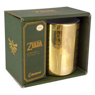 Taza Cromada Legend of Zelda-