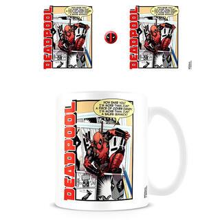 Taza Deadpool Marvel-