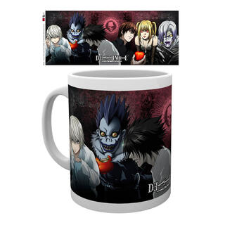 Taza Death Note Characters-